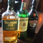 Great Selection of Irish Whiskey!