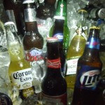 Ice-Cold Beer!